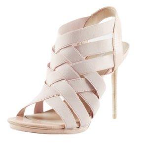 Donald J Pliner Maddie Stiletto High Heel Sandal